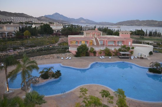 Hotel Bonalba Alicante: Vistas habitación