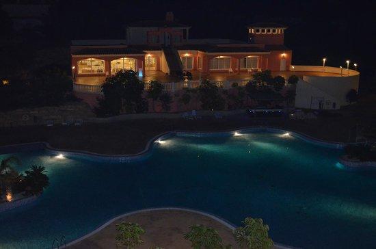 Hotel Bonalba Alicante : Vistas habitación