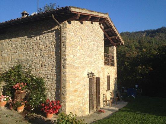 La Tavola Marche Agriturismo & Cooking School: The Farmhouse
