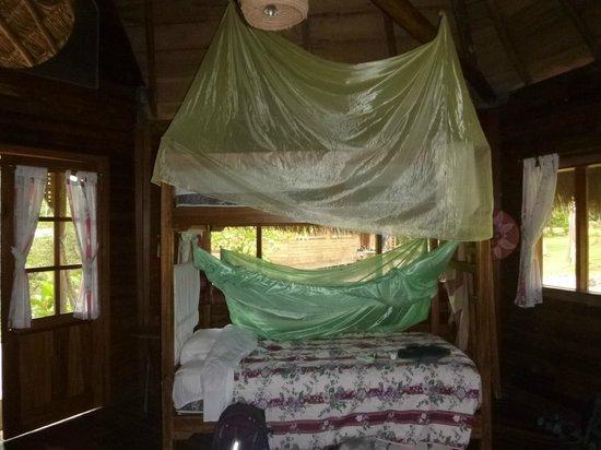Arajuno Jungle Lodge: Dorm room