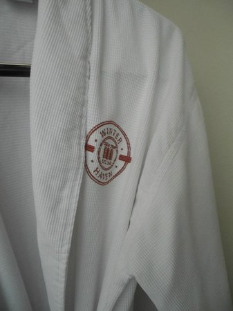 Winter Haven, Autograph Collection: In room robes :-)