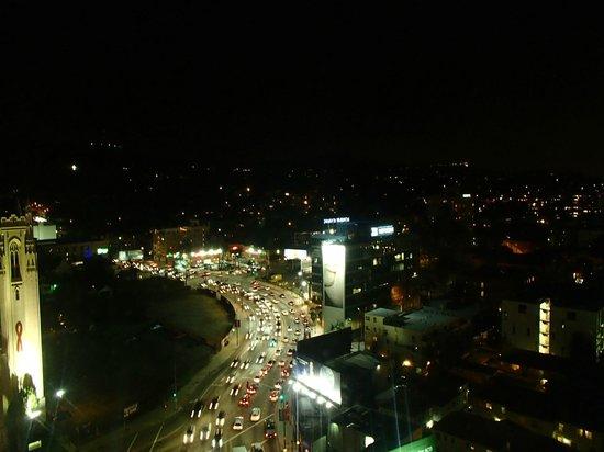 Loews Hollywood Hotel: Night in L.A