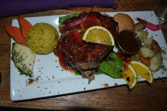 Habanero's Restaurant : Brazilian Pork!