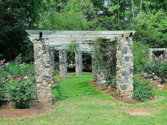 Garden Picture Of Raleigh Little Theatre Rose Garden Raleigh Tripadvisor