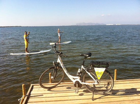 MARSALA on e-BIKE bike tours