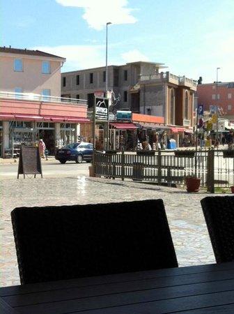 Pivnica Medugorje : Vista dal ristorante
