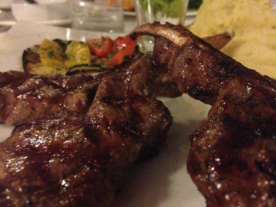 DaVinci Restaurant Nai Harn : One of the main course at DaVinci