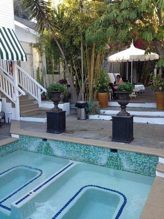 San Vicente Bungalows: pool