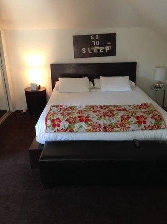San Vicente Bungalows: my bedroom