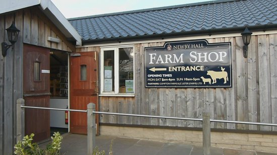 Newby Hall Farm Shop