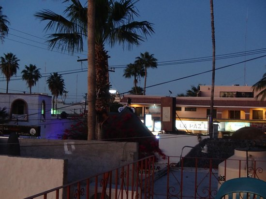 Baja Backpackers: Night