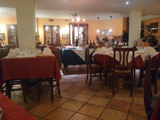 Hotel Conca Verde: ristorante interno
