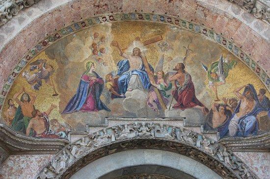 Basilique Saint-Marc : mosaici bizantini