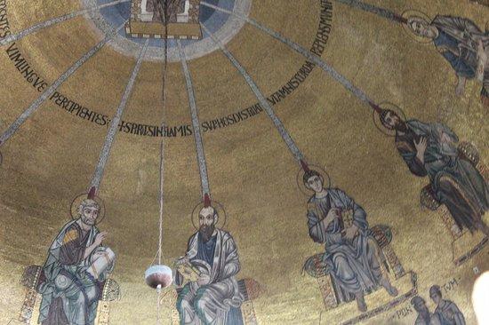 Basílica de San Marcos: Mosaici bizantini Basilica di san marco