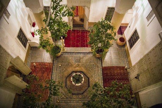 Dar Lalla F'dila : Inside