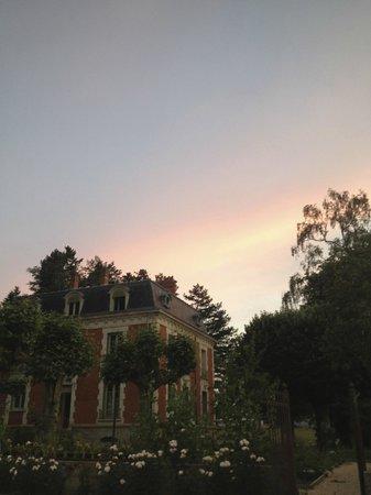 Chateau de La Chaix: The house