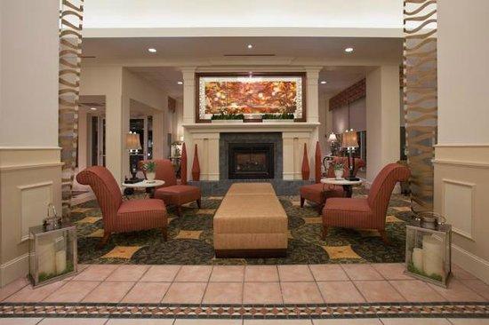 Hilton Garden Inn Knoxville West/Cedar Bluff : Lobby Seating
