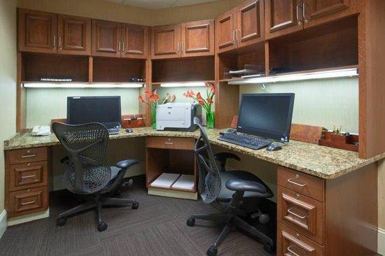 Hilton Garden Inn Knoxville West/Cedar Bluff : Business Center