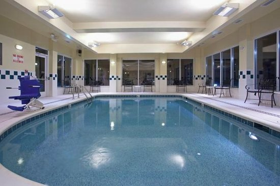Hilton Garden Inn Knoxville West/Cedar Bluff: Indoor Pool
