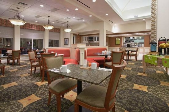 Hilton Garden Inn Knoxville West/Cedar Bluff: Dining Room
