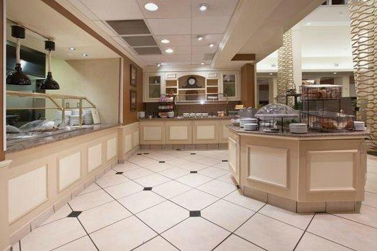 Hilton Garden Inn Knoxville West/Cedar Bluff : Breakfast Buffet