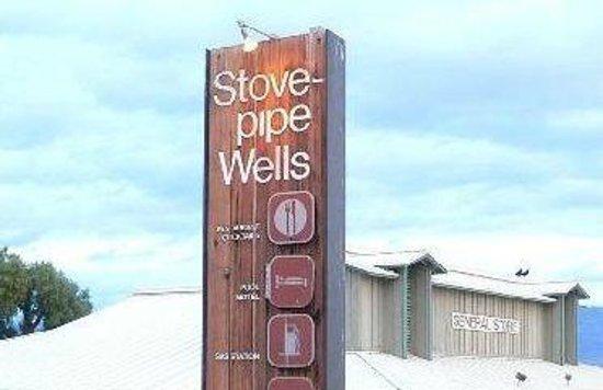 Stovepipe Wells Village Hotel : L'extérieur de l'hôtel