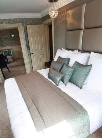 Cliff Hotel: bridal suite