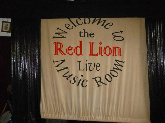 The Red Lion: Music venue
