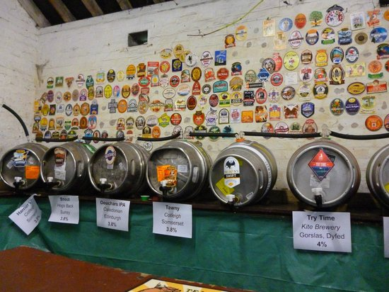 The Red Lion: Real ale festivals held here also