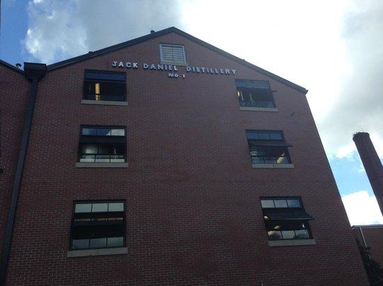 Jack Daniel's Distillery: Jack Daniel's offices