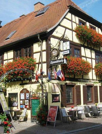 Hotel-Wirtshaus Spundloch