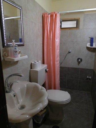 Vitrage Guesthouse: bath