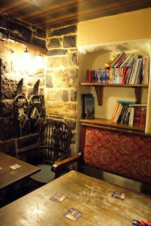 Vaynol Arms: Book Corner