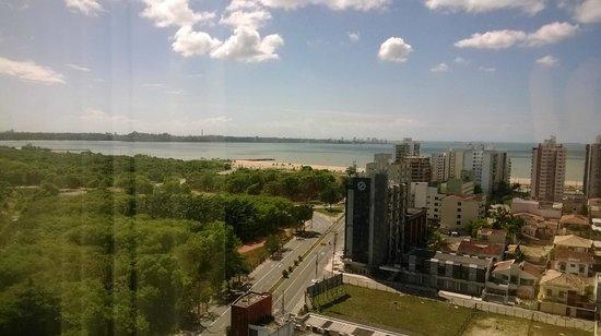 Quality Hotel Aeroporto Vitoria : Vista do Apartamento