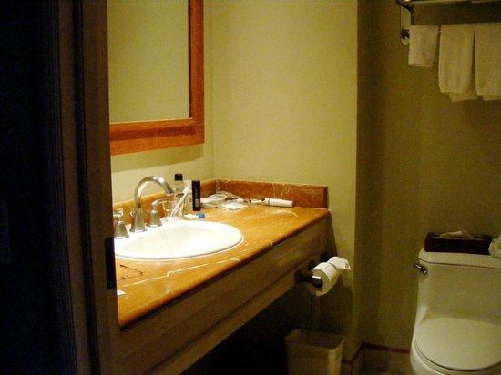 Quality Hotel Real San Jose: Bathroom