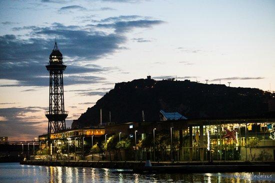 El Balcon del Born: Barcelona Port