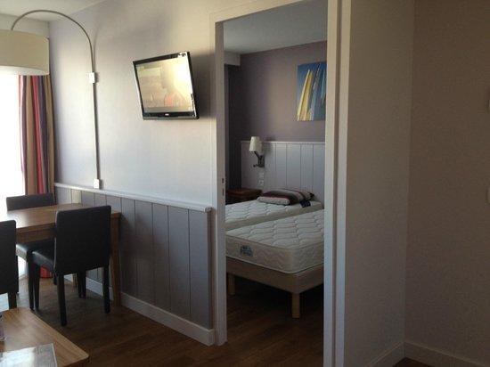 Apartamentos Pierre & Vacances Haguna: chambre