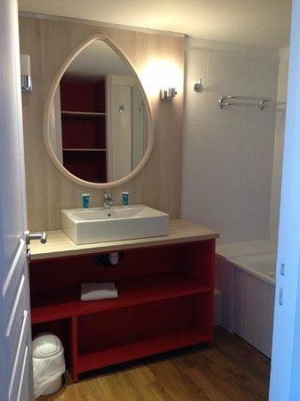 Apartamentos Pierre & Vacances Haguna: salle de bain