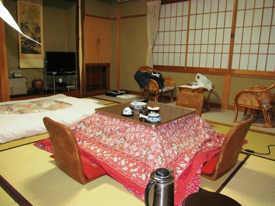 Saito Ryokan: Guest room
