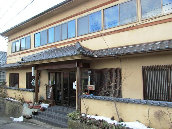 Saito Ryokan: Exterior of the ryokan