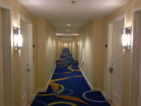 Renaissance ClubSport Aliso Viejo Laguna Beach Hotel: Hallway