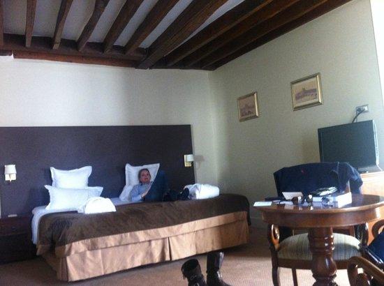 Saint James Albany Hotel-Spa: Hotel room - superior room