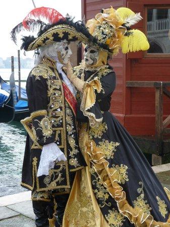 Hotel Italia: Venise Carnaval 2014