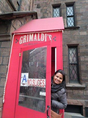 Grimaldi's : A fachada
