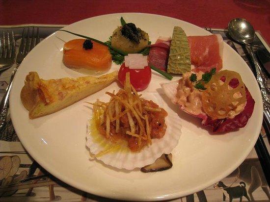 港区東麻布のスイス料理 東京スイスイン