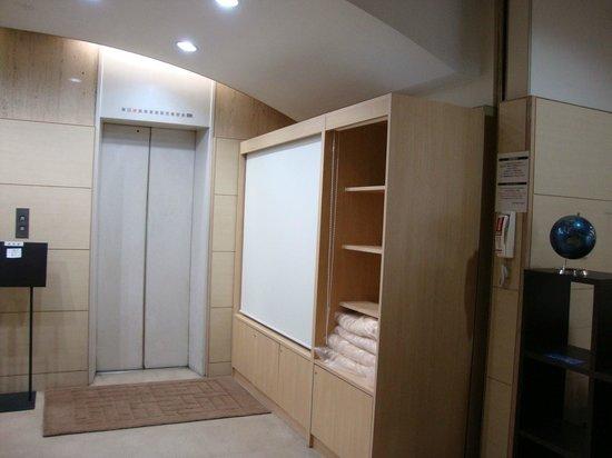 Super Hotel Lohas Ikebukuro-Eki Kitaguchi : Free flow of blanket