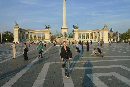 Heldenplatz: Площадь Героев