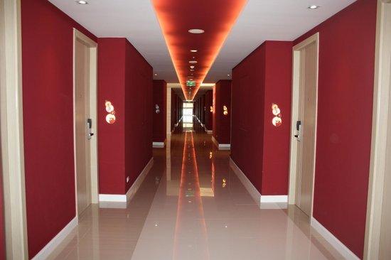 Sleep With Me Hotel: один из этажей
