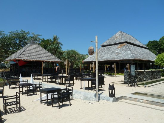 SriLanta Resort: Restaurant and Bar