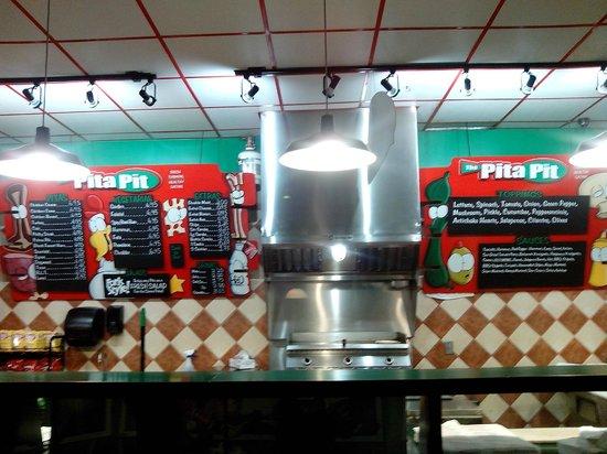 The Pita Pit: Kind
